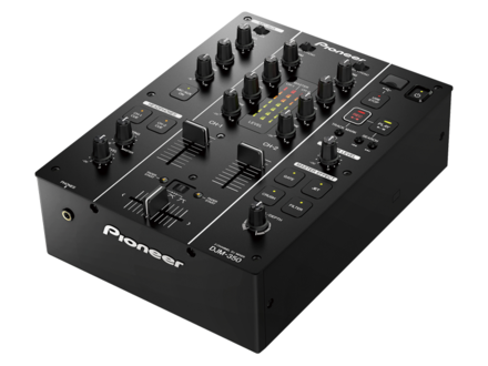 DJM-350 2-CHANNEL DJ MIXER WITH EFFECTS picture