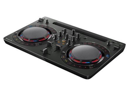 DDJ-WeGO4-K COMPACT DJ CONTROLLER (BLACK) picture