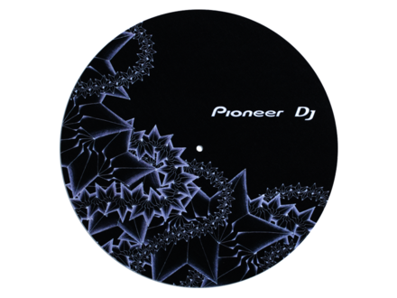 PIONEER DJ TURNTABLE SLIPMAT (BAKIBAKI) picture