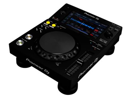 XDJ-700 COMPACT PERFORMANCE DIGITAL PLAYER picture