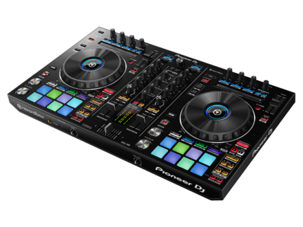 DDJ-RR 2-CHANNEL CONTROLLER FOR REKORDBOX DJ picture
