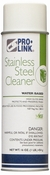 Stainless Steel Cleaner, Water-Based, Case of 12