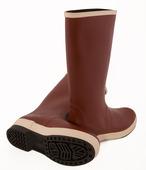 Neoprene Snugleg Plain Toe Boot (16 inch)