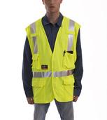 Job Sight FR™ Class 2 Surveyor Vest