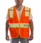 Job Sight™ Class 2 Two-Tone Surveyor Vest