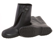 Work Rubber Overshoe, 10 Inch Height