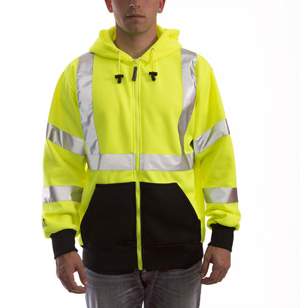 Job Sight™ Class 3 Zip-Up Hoodie picture