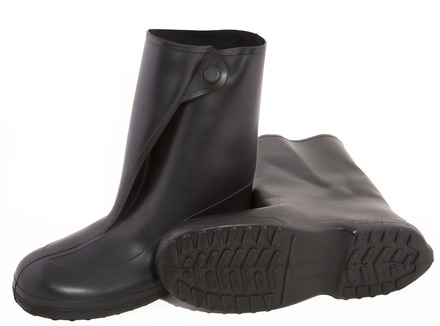 Work Rubber Overshoe, 10 Inch Height picture