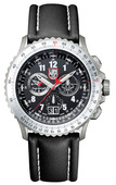 F-22 Raptor Flight Calculation Chronograph - Titanium - 9241