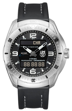 XCOR/SXC Pilot Professional Titanium Analog Digital - 5241 picture
