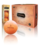 ORANGE CRYSTAL (1 dozen)