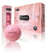 PEACH CRYSTAL (1 dozen)