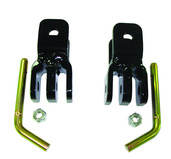 Adapter Kit, Adapts Demco Tow Bars to Blue Ox Baseplates