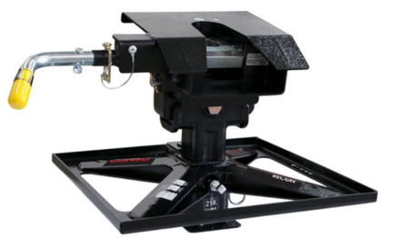 Premier Series 21K Recon DBL Pivot for Flat Deck Ball Mount picture