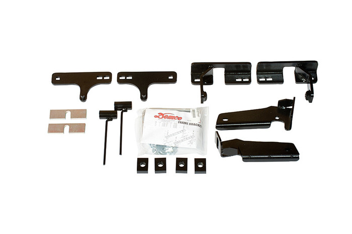 RV Towing Products, 5th Wheel Hitches, Frame Bracket Kit, Dodge [Premier-Series Kit], Ram 2500
