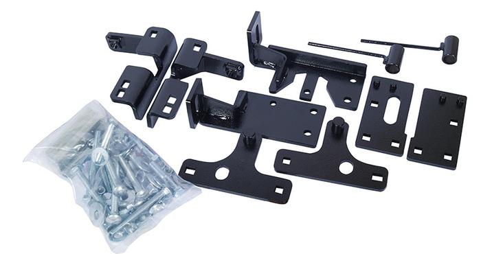 Premier-Series Frame Bracket Kit [P/N# 8552026] | Demco Manufacturing Co.