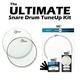 Ultimate Snare Drum Tune-Up Kit