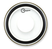 "16"" Studio-X Clear Bass Drumhead With Power Dot"