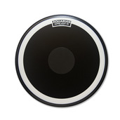 "18"" Superkick III Coated Black Single Ply"
