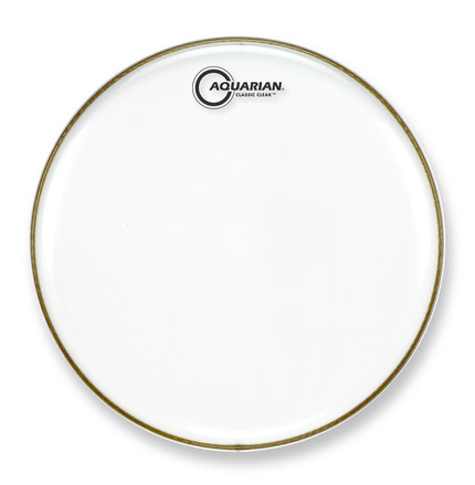"16"" Classic Clear Bass Drumhead picture"