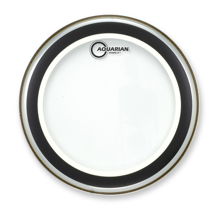 """16"""" Studio-X Clear Bass Drumhead picture"""