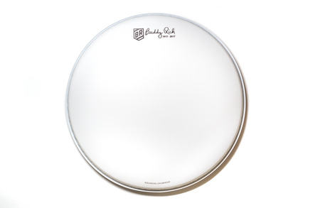 Limited Edition Buddy Rich Commemorative Snare Drum Head picture