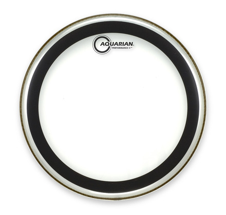 "18"" Performance II Clear Bass Drumhead picture"