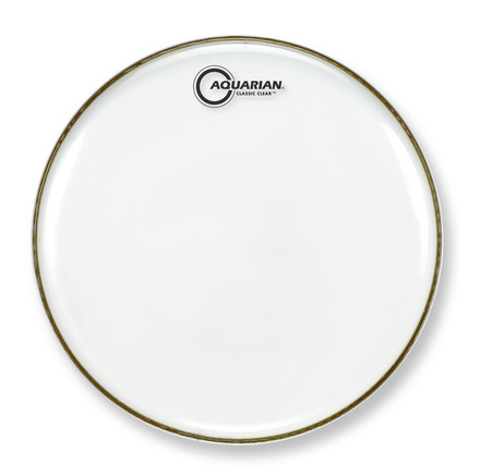 "10"" Classic Clear Snare Resonant picture"