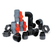 Back Flush Kit for Big Bahama FilterFalls