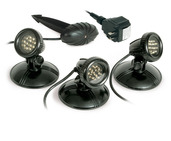LED Pond Light 3 Pack - 4.8 Watt