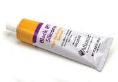 Black Silicone 2.8 oz tube