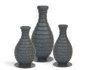 """Vase Fountain - 3 pc set (32"""", 24"""", 18"""")"""