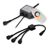 Controller, Remote & 3-Way Splitter for CC