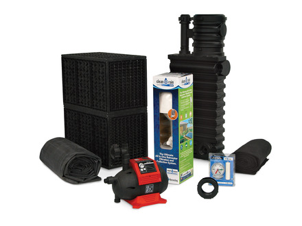 1000 gallon Rain Harvesting Kit picture