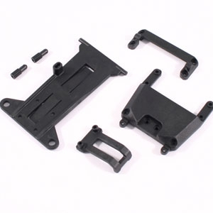 40030 BATTERY TRAY COVER SET picture