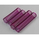 87331 Springs Set For 12mm Shocks (633/542), Purple