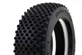 89119 Tire -  Square  Spike,  2 Pcs picture