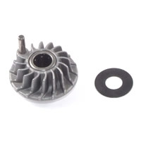21021 HYPER .21 Oneway Bearing Turbo Fan & Steel Washer picture