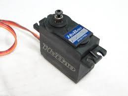 HB-5518MG Servo 18kg / 252oz   Metal Gear digital / ball bearing / waterproof picture