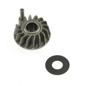 28021 MAC .28 TURBO Oneway Bearing Turbo fan & Steel Washer picture