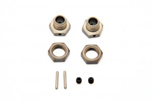 85034-1 WHEEL HEX NUT, 4 PCS picture