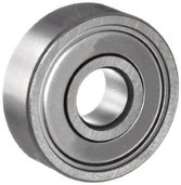40036 BEARING 5X13X4mm, 2 pcs