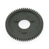22144 PLASTIC GEAR FOR 0.8 MODULE-58T