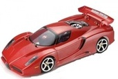 224255R ENZO RED PAINTED BODY + WING