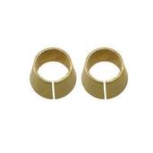 21011 Brass Cone , 2 pcs.