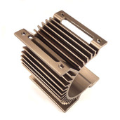 89313 Cnc Alum Motor  Heat Sink