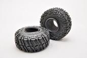 230065 DC1 Tires, 2 Pcs.