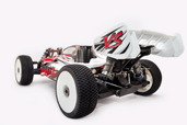 1/8 Hyper VSE Buggy EP, RTR W/ Red Body (Ultra LX3e)