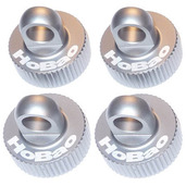 89131 One-Piece  Shock  Cap, 4 Pcs