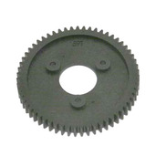 22145 PLASTIC GEAR FOR 0.8 MODULE-59T